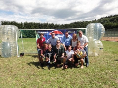 34. Bubble Soccer Turnier am Silbersee!